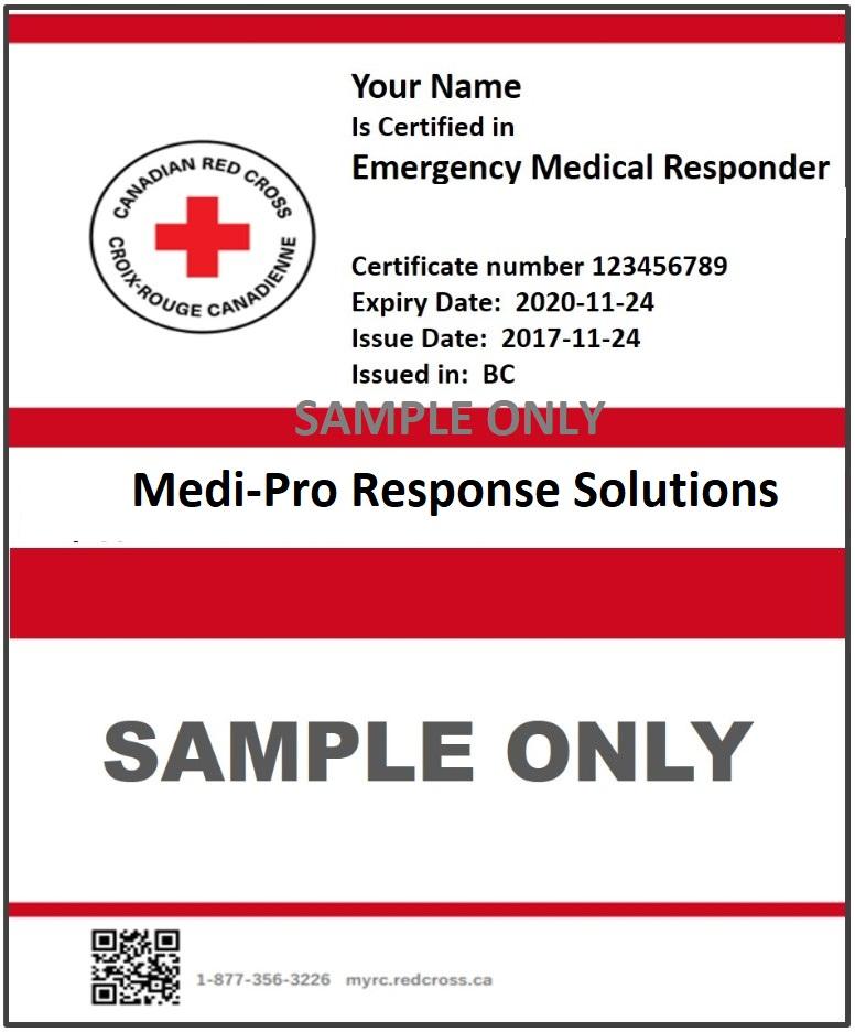 Kelowna EMR Course Registration - KELOWNA FIRST AID & CPR