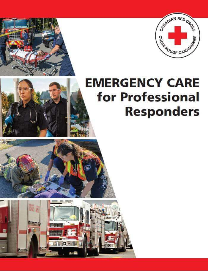 Kelowna First Responder Course Manual
