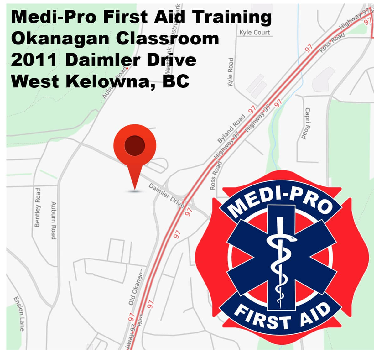 Map Of Canada Showing Kelowna.Kelowna Standard First Aid Courses Kelowna First Aid Cpr Courses