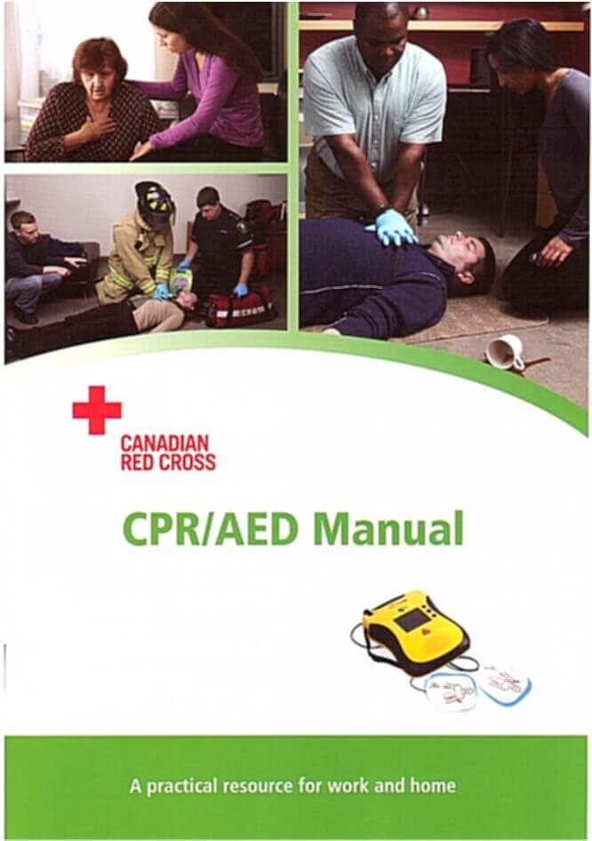 Kelowna CPR-AED Manual