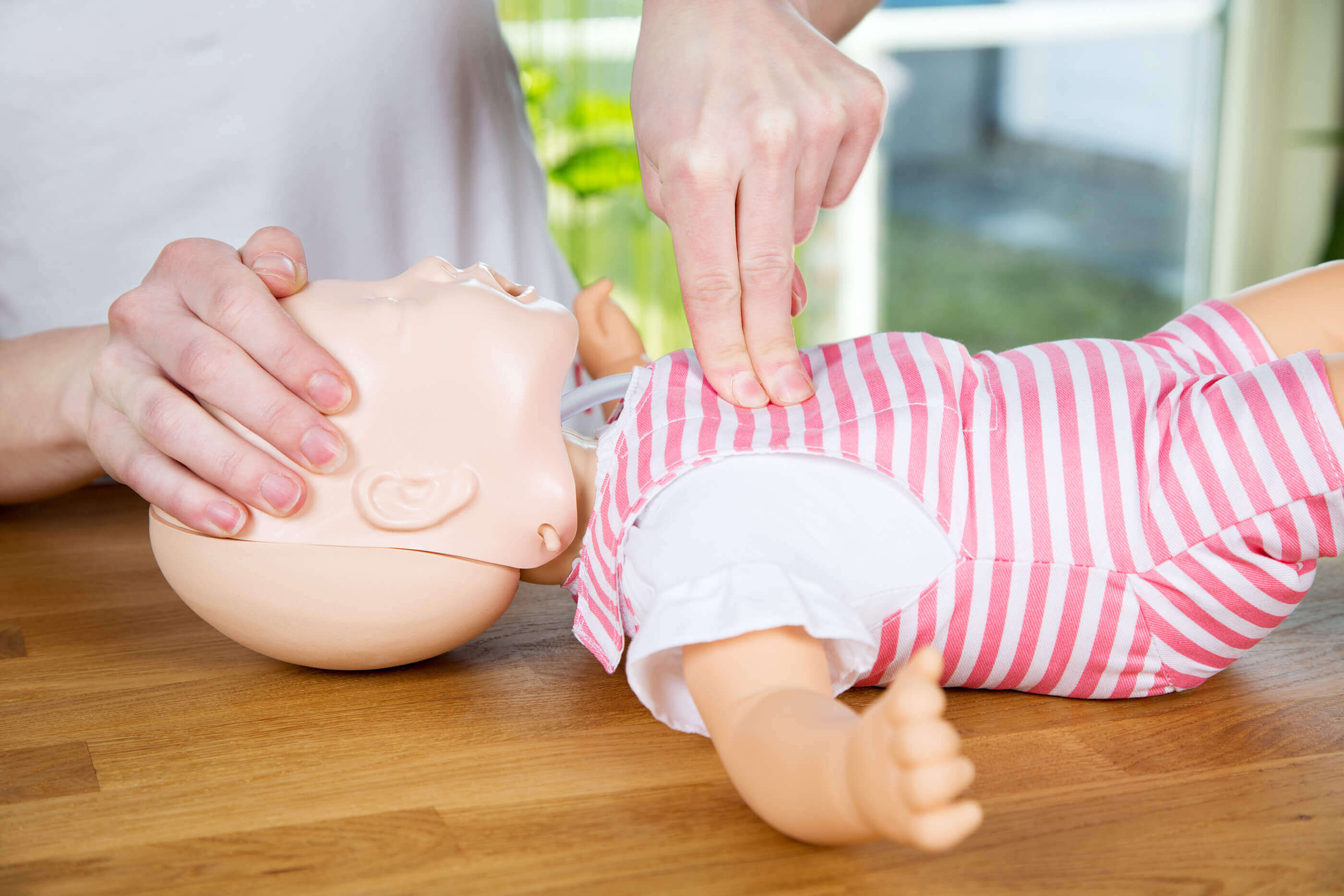 Standard First Aid for Child Care