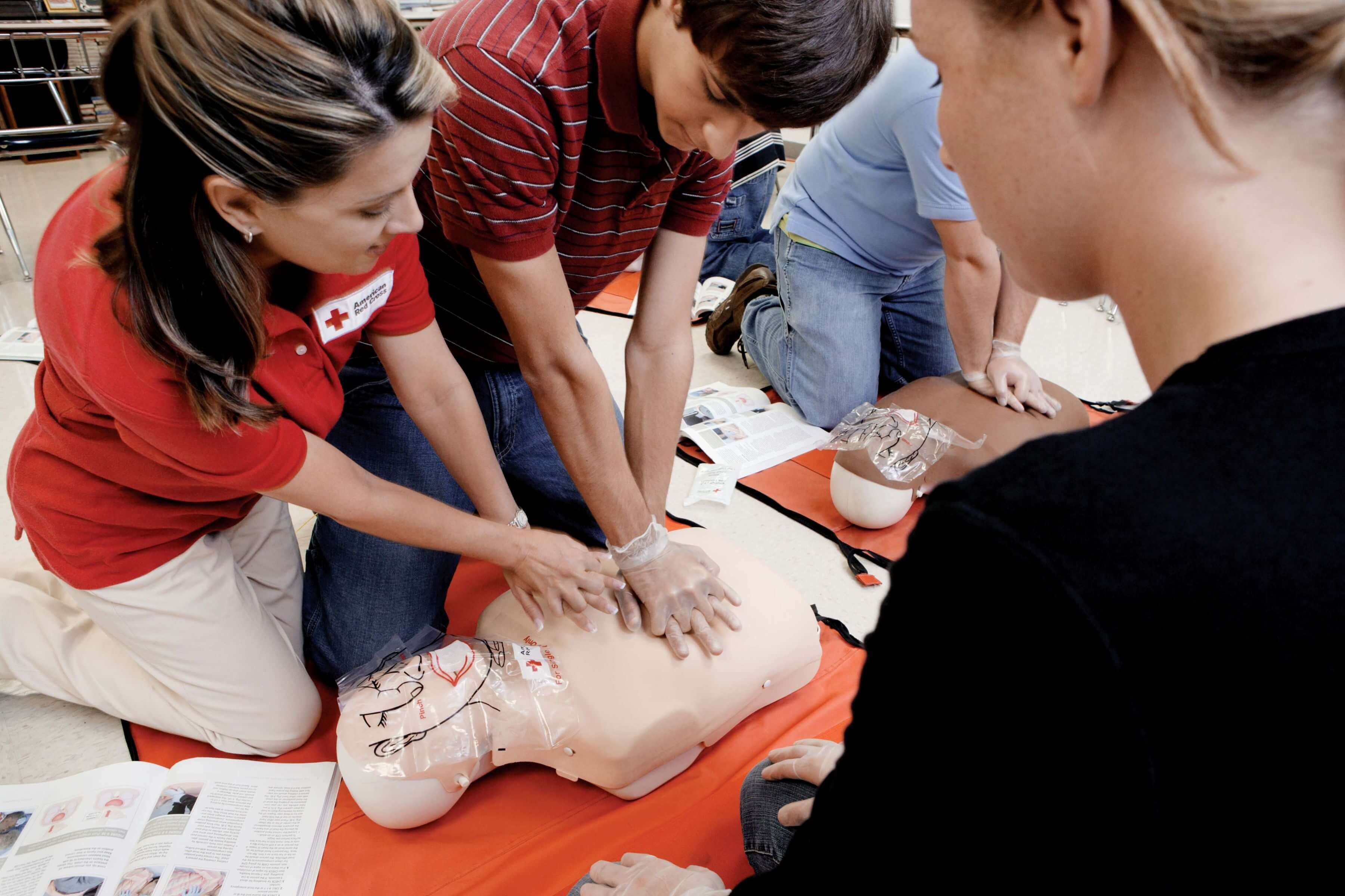 First Aid Expectations