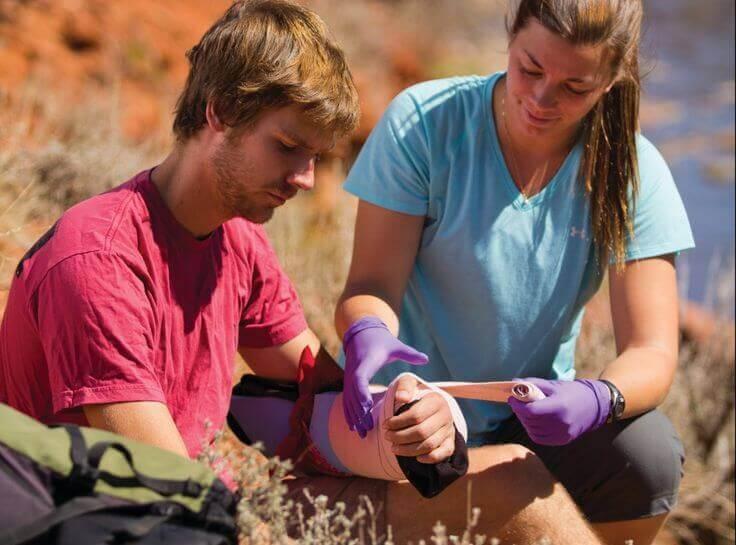 Wilderness First Aid Skills Checklists