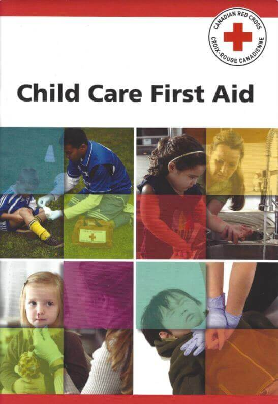 Child Care First Aid Guidebook