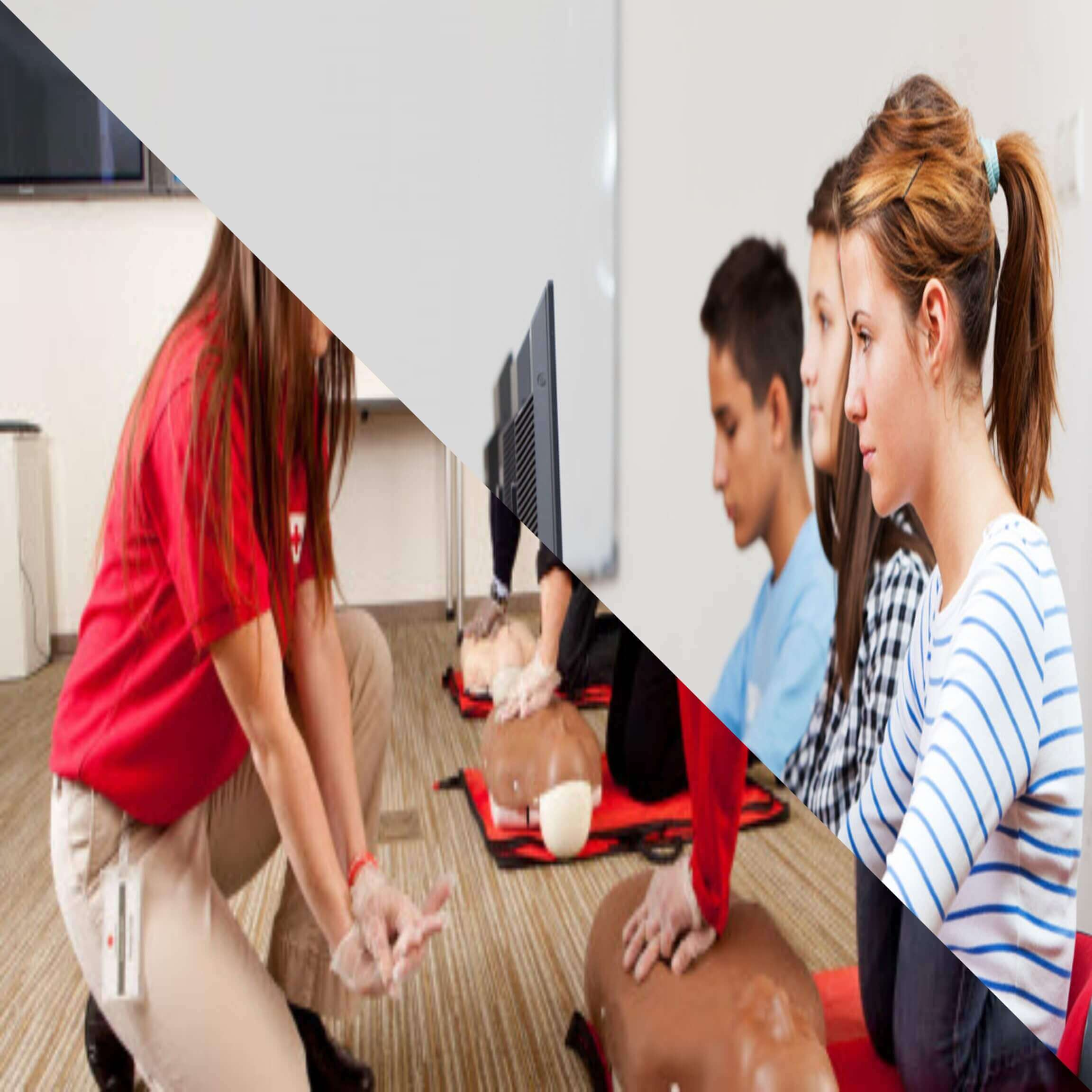 Online Cpr Aed Bls Courses Blended Classroom And E Learning